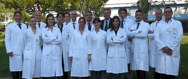 equipe-medica-reparto-maxillo-facciale-monza